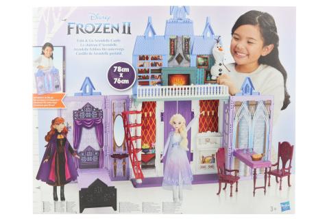 Frozen 2 Otevírací hrad