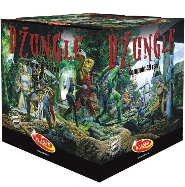 Džungle kompakt 49 ran