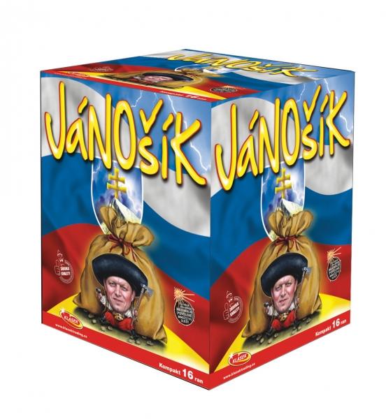 Jánošík kompakt 16 ran