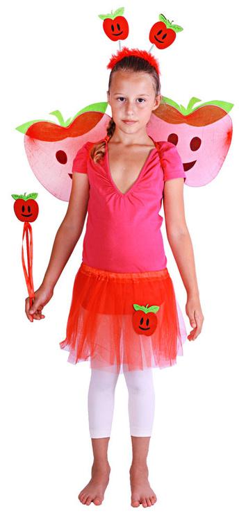 kostým jablko s křídly, 4 ks