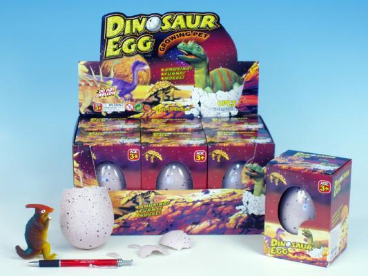 Fotografie Dinosaurus JUMBO líhnoucí rostoucí 11x8cm v krabičce