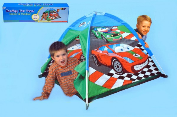 Stan pro děti s auty