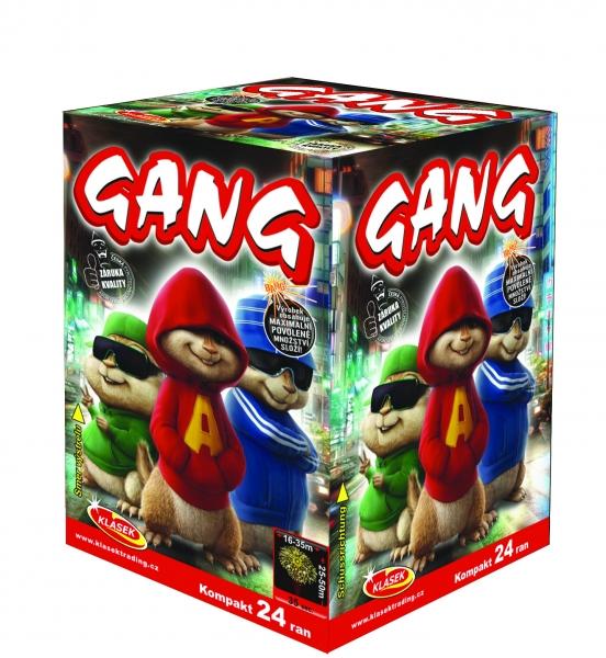 Gang kompakt 24 ran
