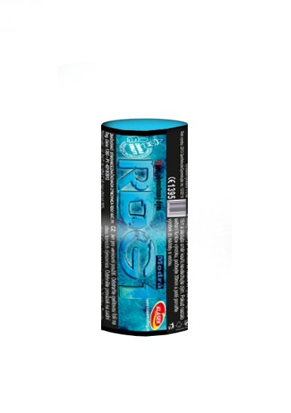Ruční dýmový granát modrý