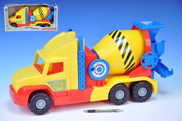 Fotografie Super Truck domíchávač