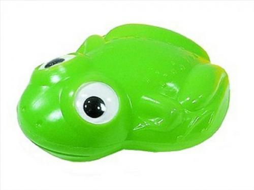 Žába plast 15cm od 12 měsíců