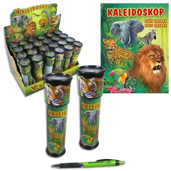Kaleidoskop, svět safari