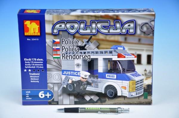 Dromader 23415 Policie Auto 178ks