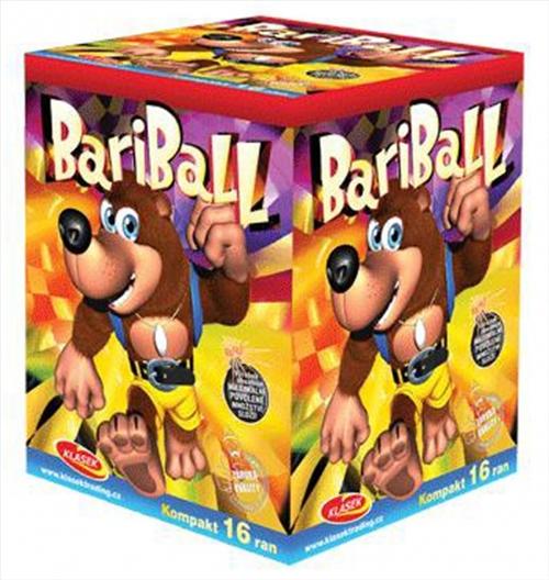 Bariball 16 ran kompakt