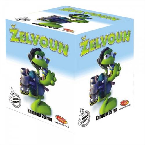 ŽELVOUN-25 ran kompakt