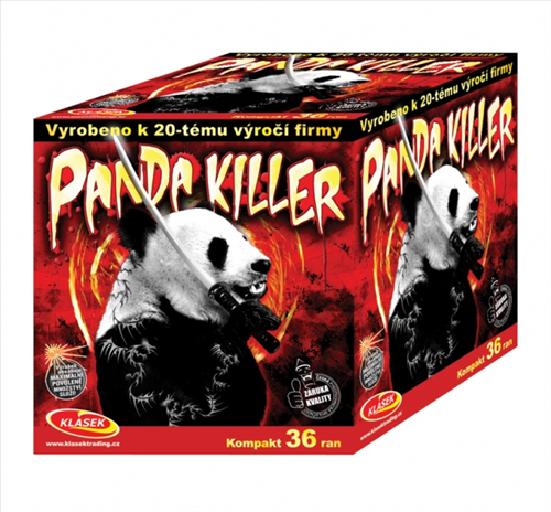 PANDA KILLER-36 ran kompakt