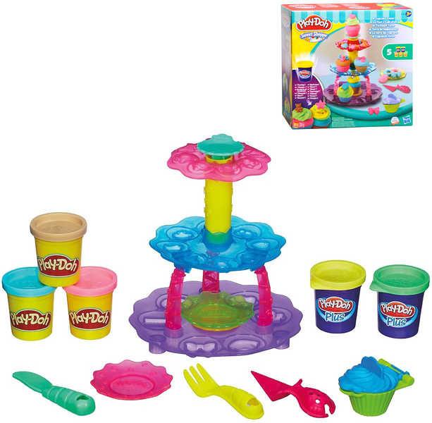 Play - Doh Věž na dortíky