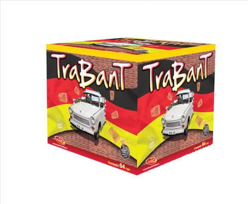 TRABANT 64 ran kompakt