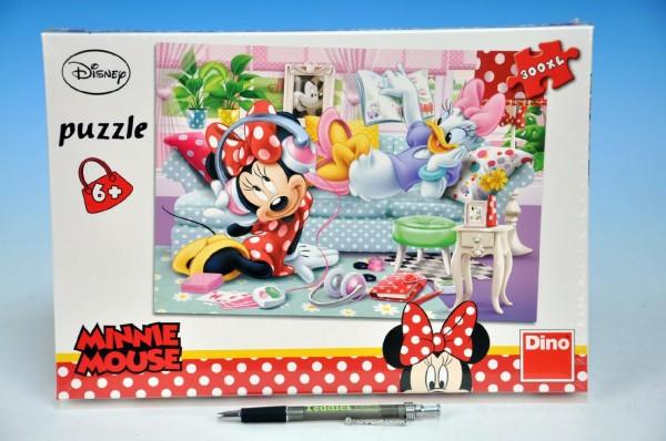 Fotografie Puzzle Pohoda u Minnie XL 300 dílků