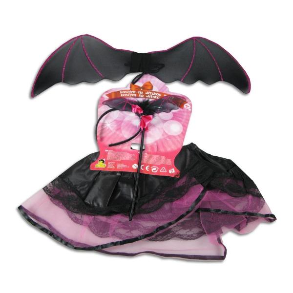 Kostým s křídly