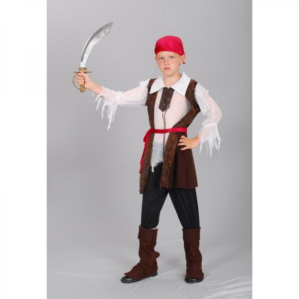 Šaty na karneval - pirát