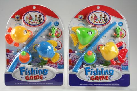 Rybářský prut háček