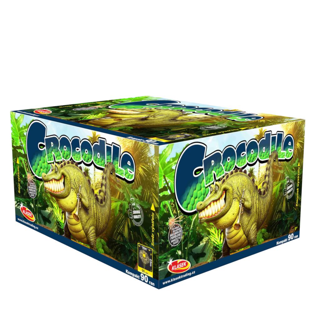 Kompakt Crocodille 90 ran