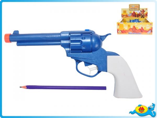 Vodní pistole kovbojská 26cm 6ks v DBX