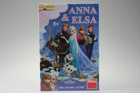 Hra Anna a Elsa