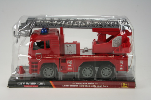 Požární auto stříkací