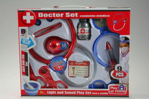 Doktorka v krabici