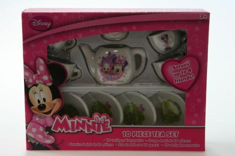 Čajový set Minnie