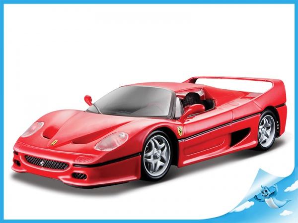 Bburago 1:24 Ferrari Race & Play F50 v krabičce