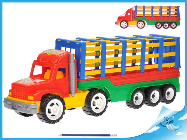 Auto nákladní 73cm v síťce