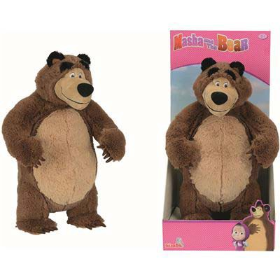 plyšový medvěd Míša 35 cm/Máša a medvěd