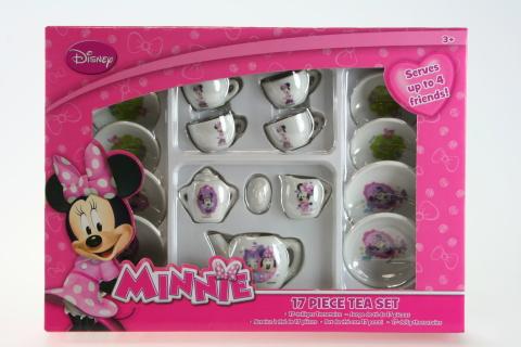 Čajový set velký Minnie
