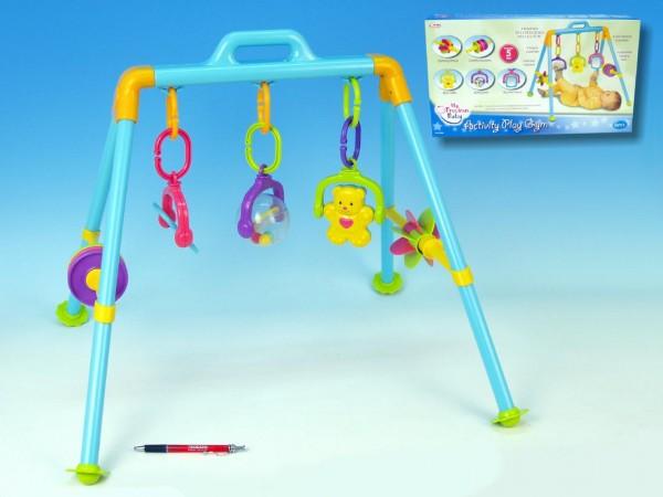 Hrazda pro děti plast 57x53x50cm od 6 měsíců
