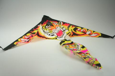 Drak létací Tygr nylon