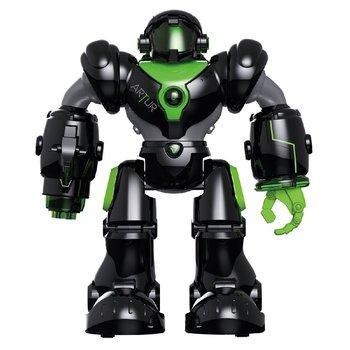 Fotografie Robot Artur na IR dálkové ovládání, velký 35cm černý