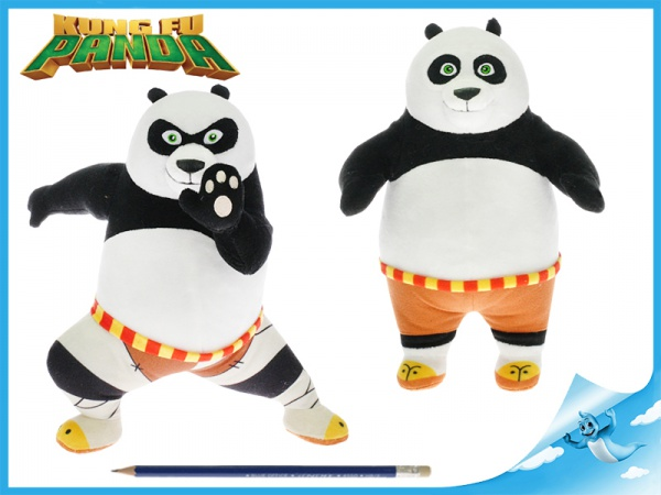 Kung Fu Panda 3 - PO plyšový 19cm Kung Fu Panda 3 2druhy 0m+