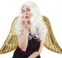 Paruka anděl dlouhé vlasy