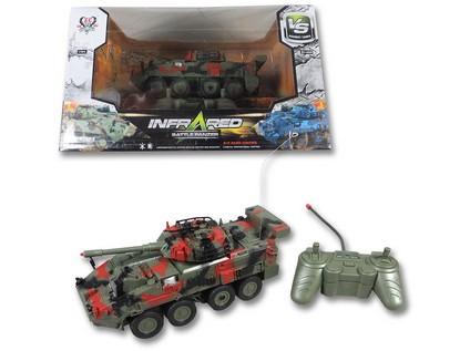 Transporter vojenský RC