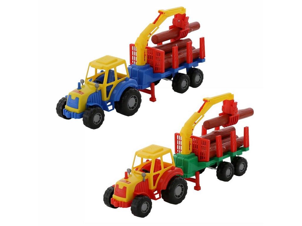 Traktor Mistr.Lesnické