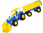 Traktor Ataj nakládač