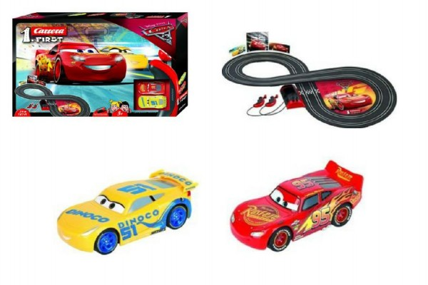 Fotografie Autodráha Carrera First Cars 3 I.