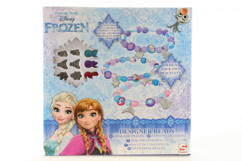 Frozen Tvorba náramků z korálků