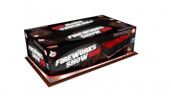 Fireworks show 150