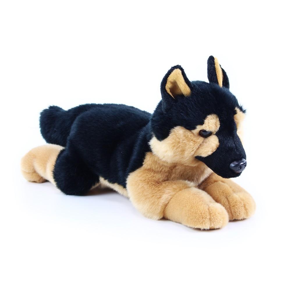 plyšový pes německý ovčák / vlčák 30 cm