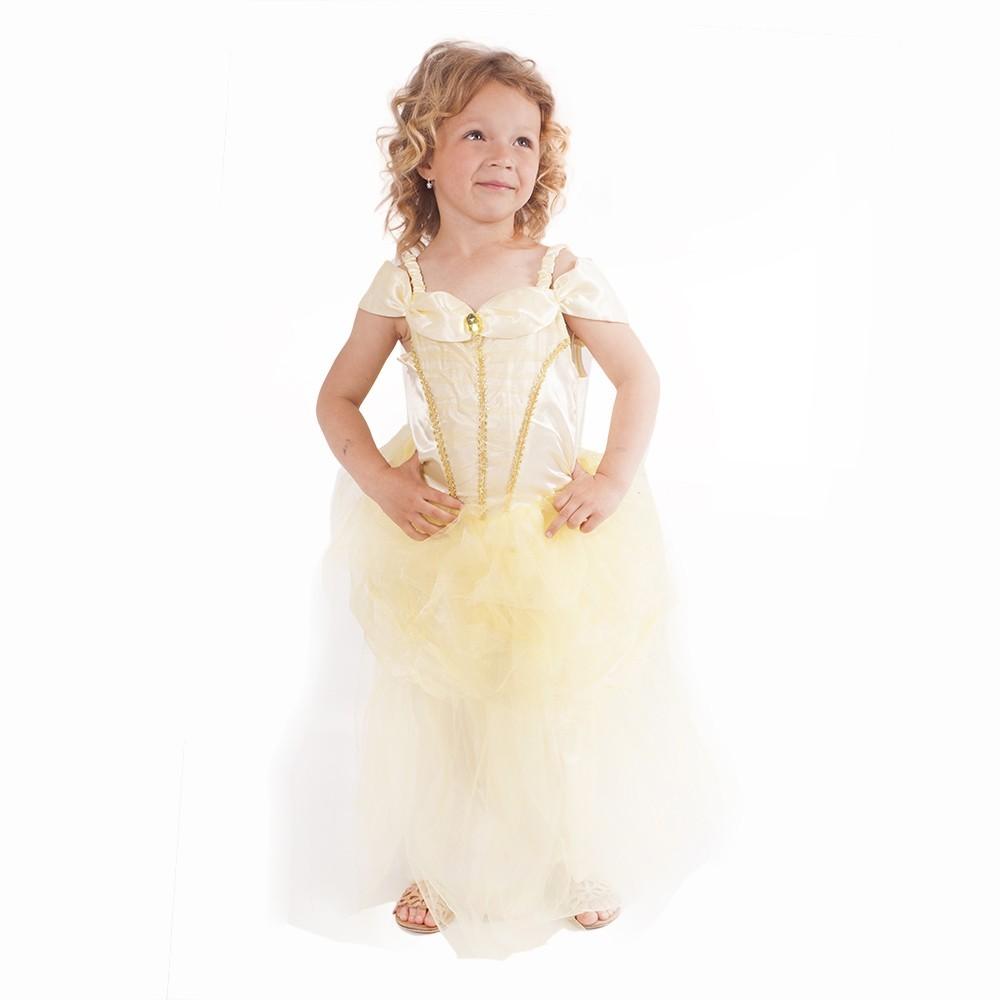 kostým princezna žlutá vel. L