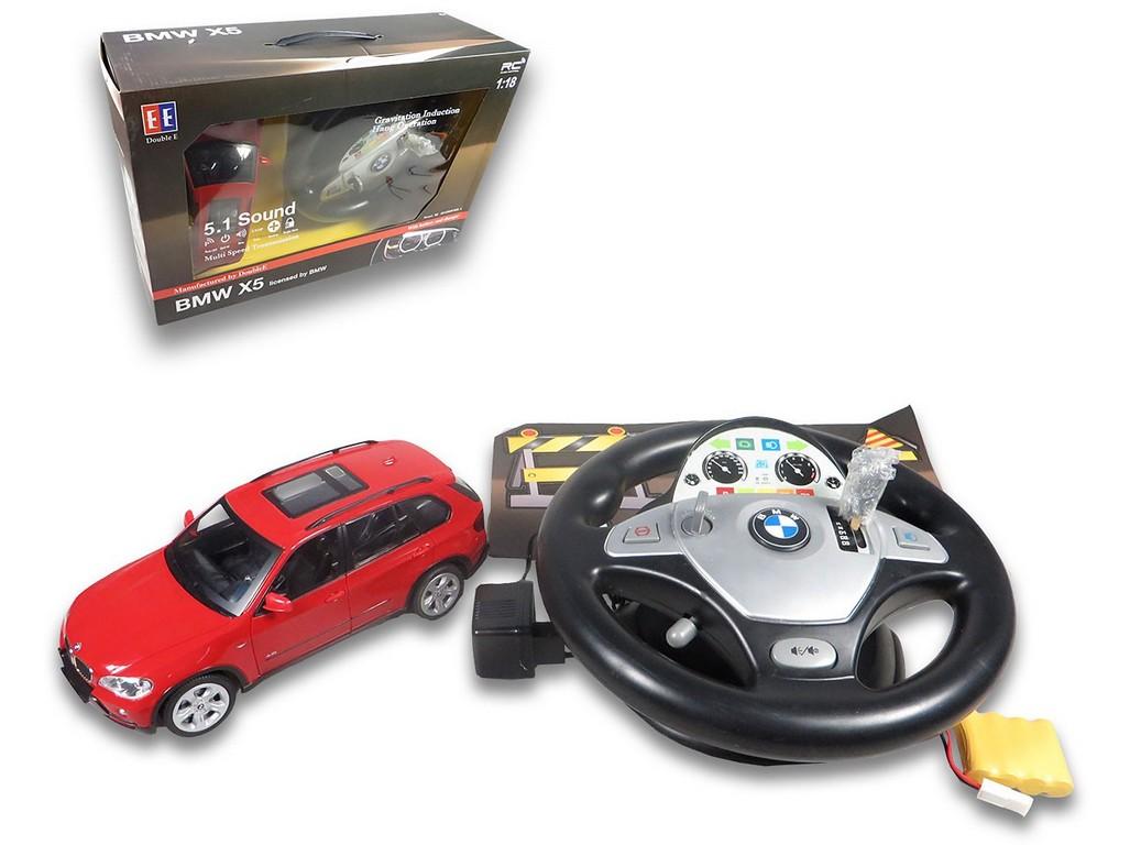 Auto BMW na ovládání