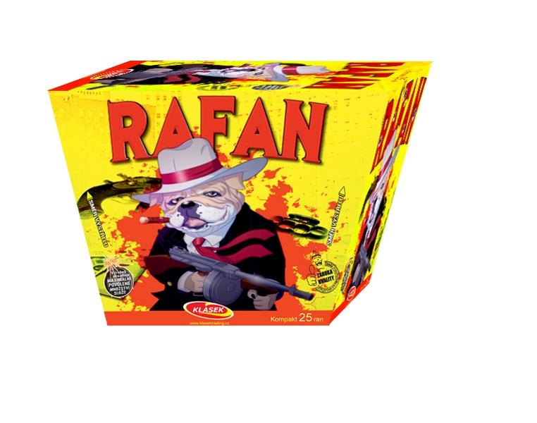 Rafan 25 ran kompakt