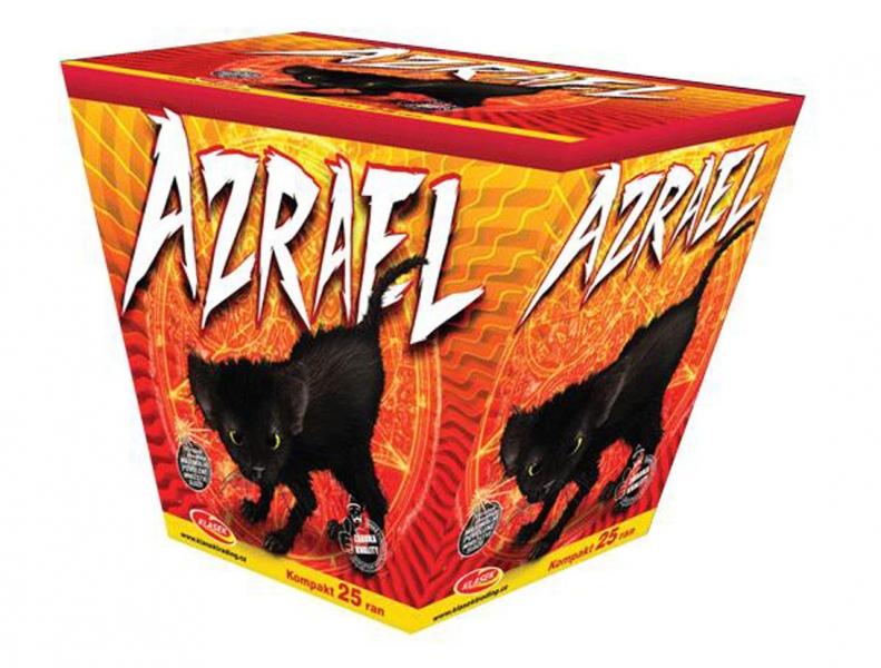 Azrael 25 ran kompakt
