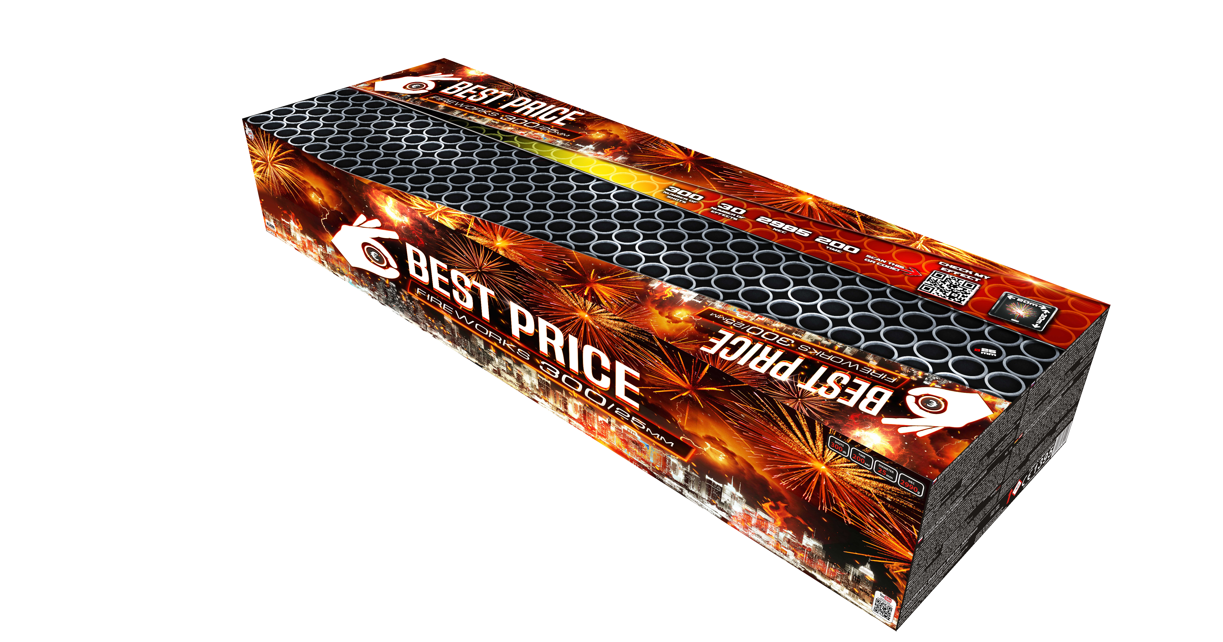 Best price Wild fire 300/25mm
