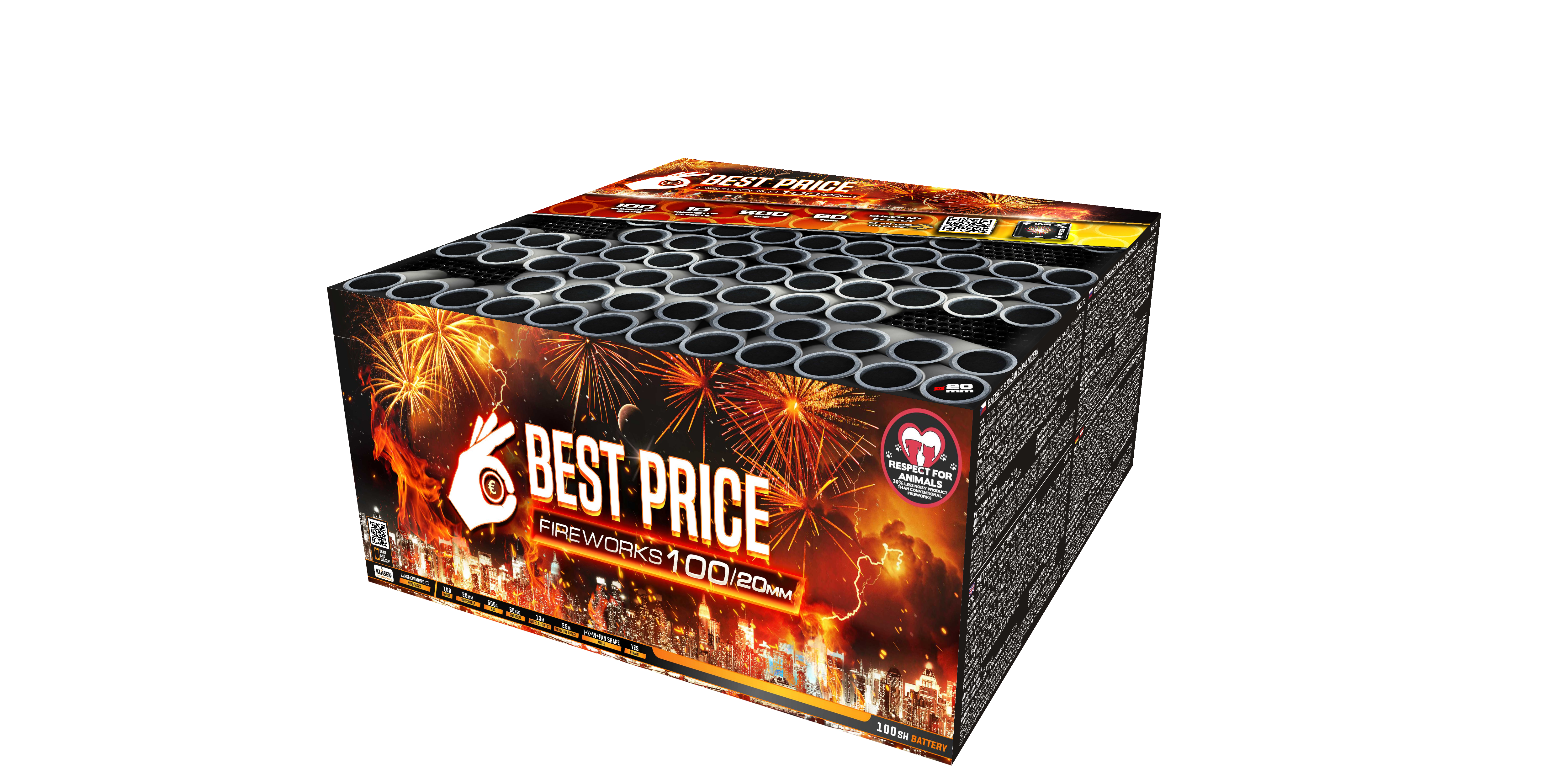 Best price Wild fire multi 100/20mm
