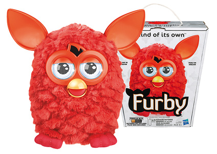 FUR-FURBY HOT asort